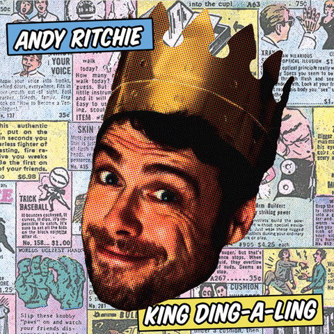 Andy Ritchie - King Ding-A-Ling (CD)