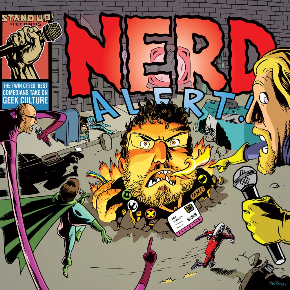Various Artists - Nerd Alert! (download)