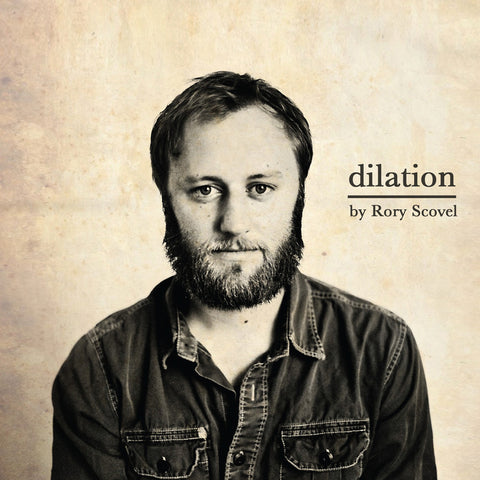 Rory Scovel - Dilation (CD)