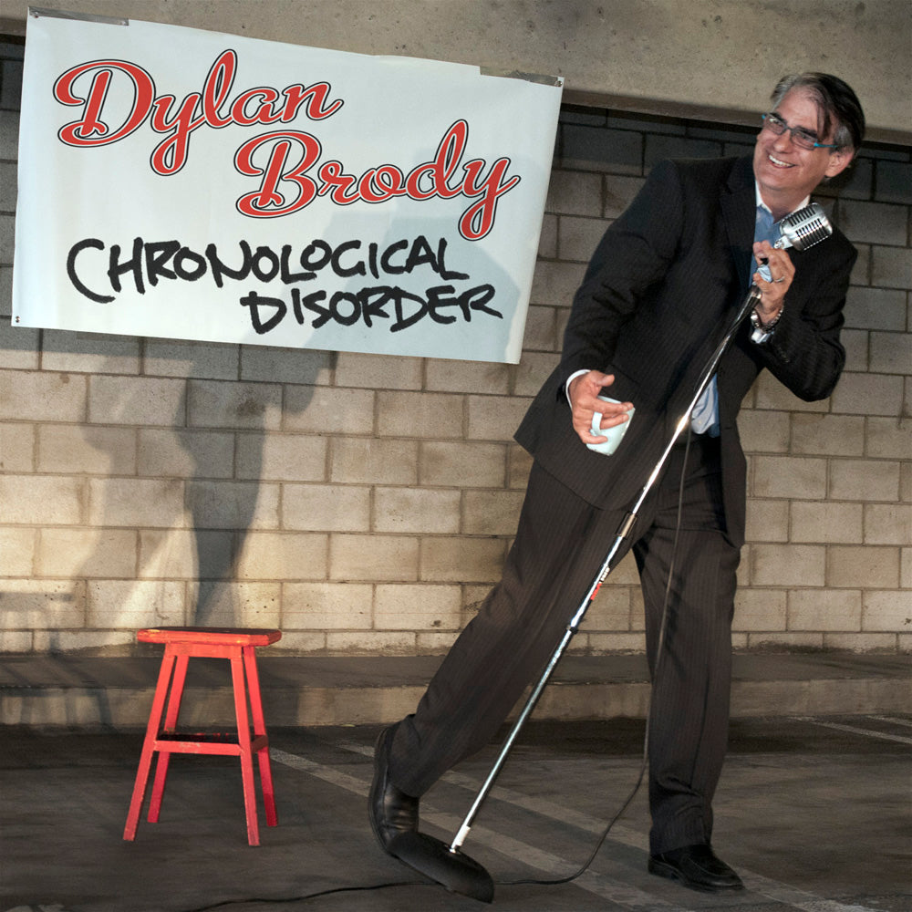 Dylan Brody - Chronological Disorder (CD)