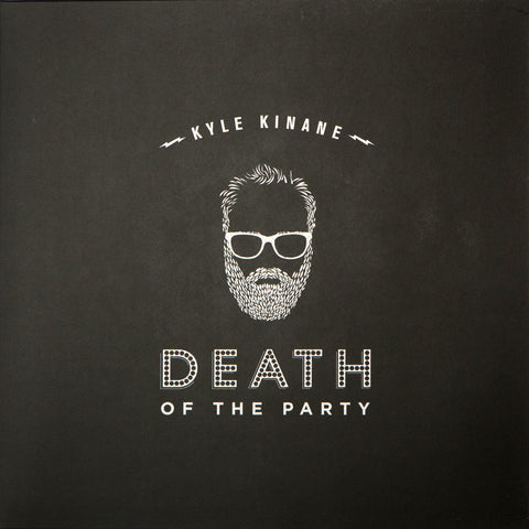 Kyle Kinane - Death of the Party (tour edition haze vinyl)