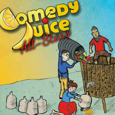 Various Artists - Comedy Juice All-Stars (download)