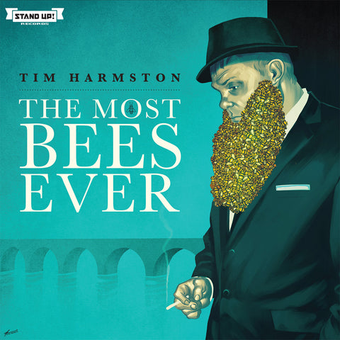 Tim Harmston - The Most Bees Ever (CD)