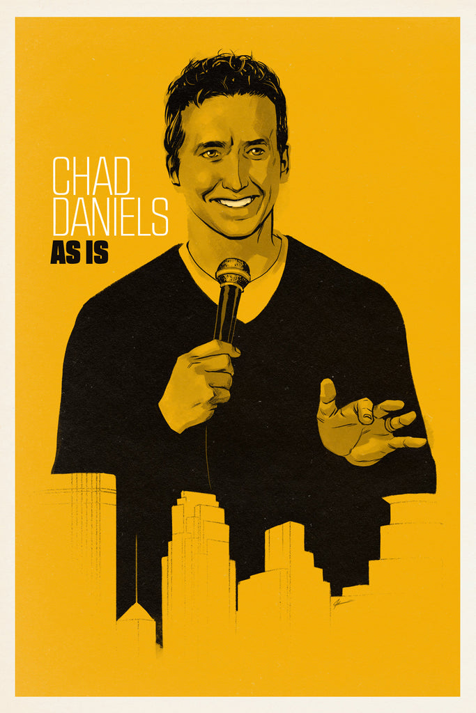 Chad Daniels - As Is (download)