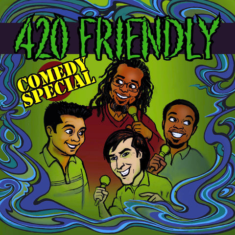 Various Artists - 420 Friendly Comedy Special (download)