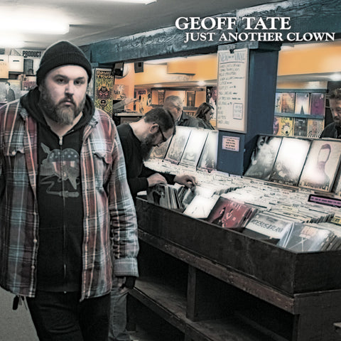 Geoff Tate - Just Another Clown (CD)