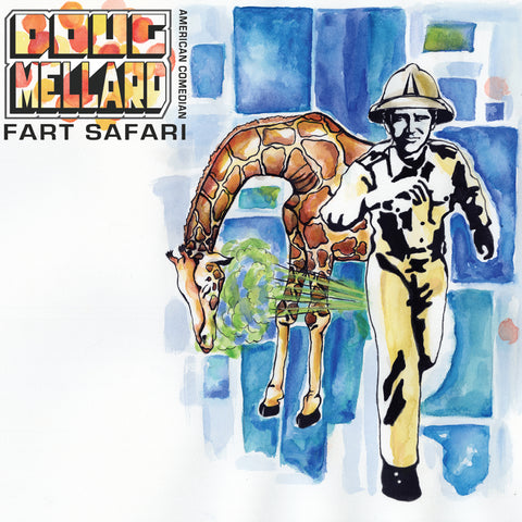 Doug Mellard - Fart Safari (CD)