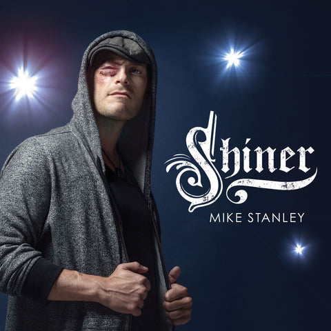 Mike Stanley - Shiner (CD&DVD)