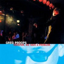 Greg Proops - Houston, We Have a Problem (CD)