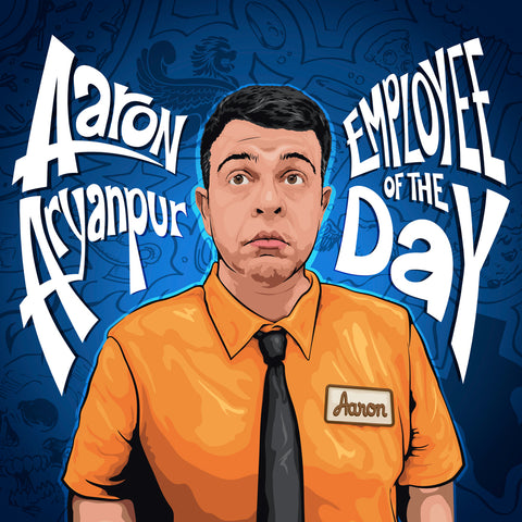 Aaron Aryanpur - Employee of the Day (download)