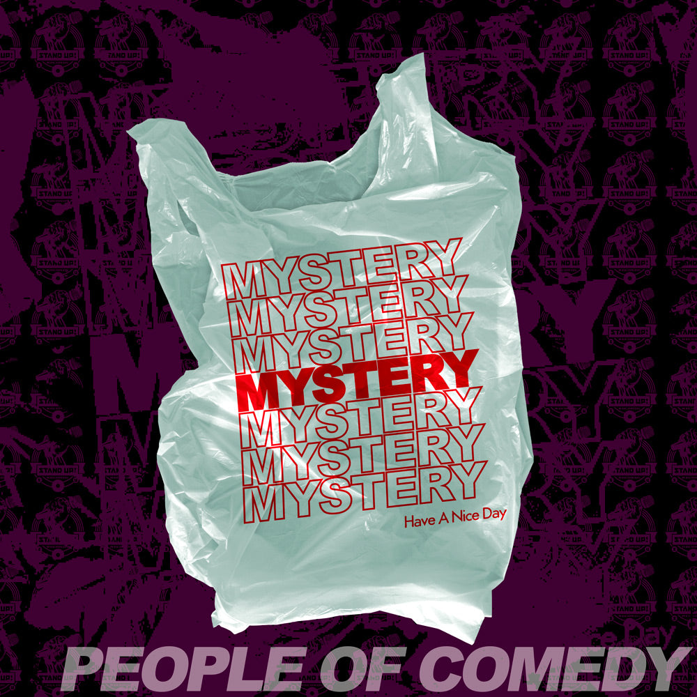 Bag of Mystery - People of Comedy (5 CDs)