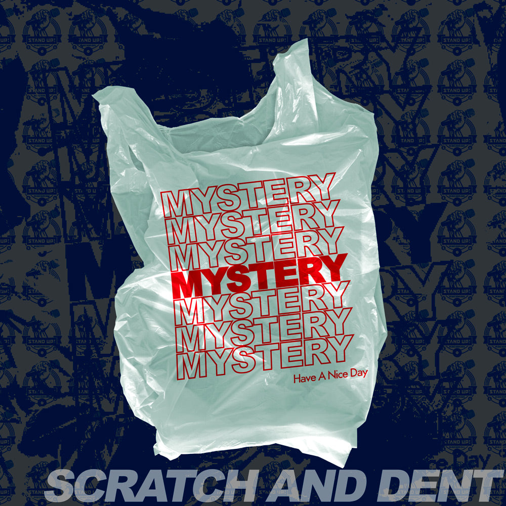 Bag of Mystery - Scratch and Dent (5 CDs)