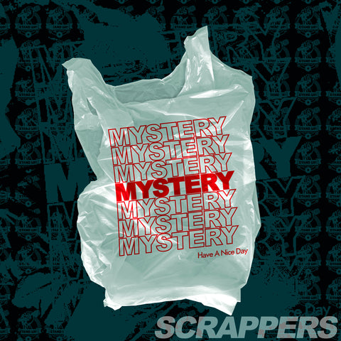 Bag of Mystery - Scrappers (5 CDs)