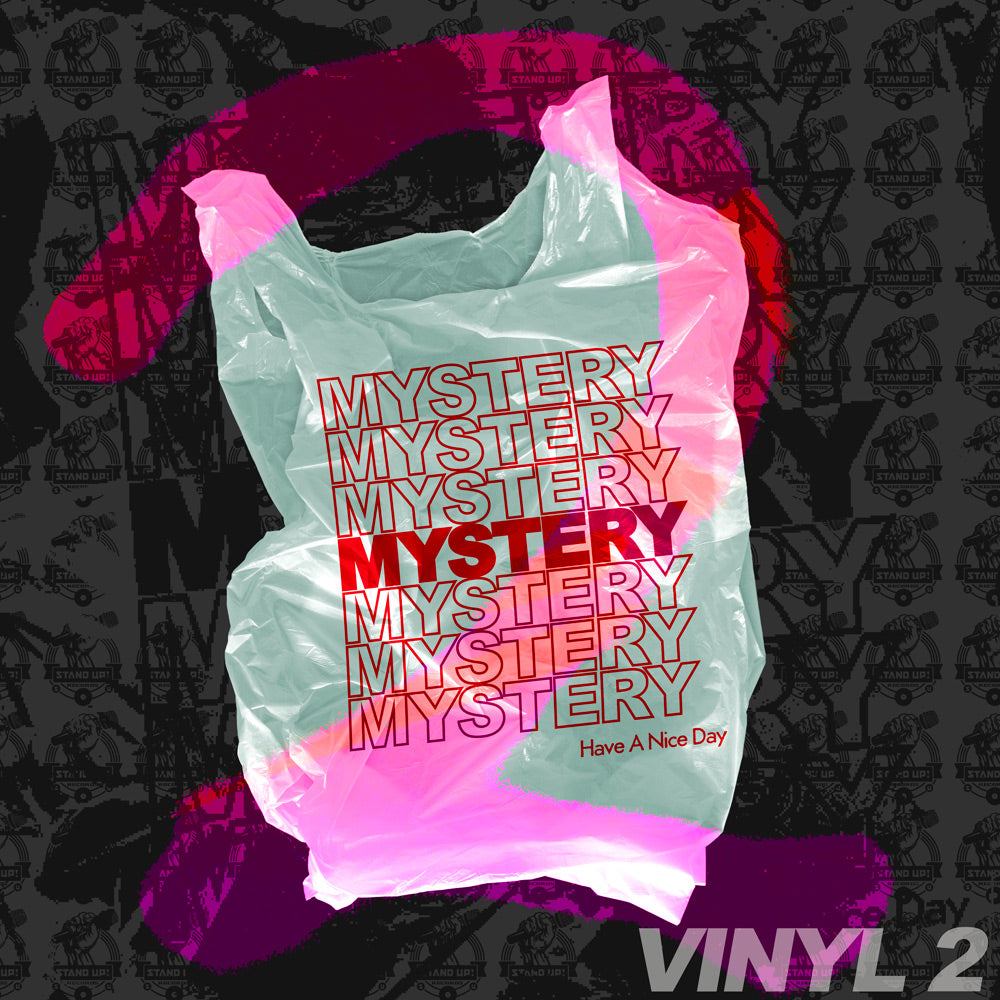 Bag of Mystery - Vinyl 2 (5 records)