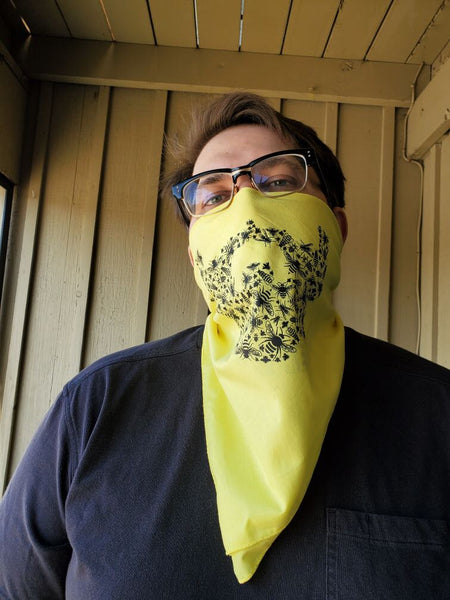 Tim Harmston - The Most Bees Ever (bandana)