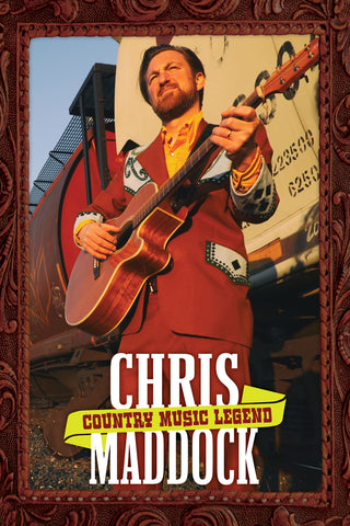 Chris Maddock - Country Music Legend (video)
