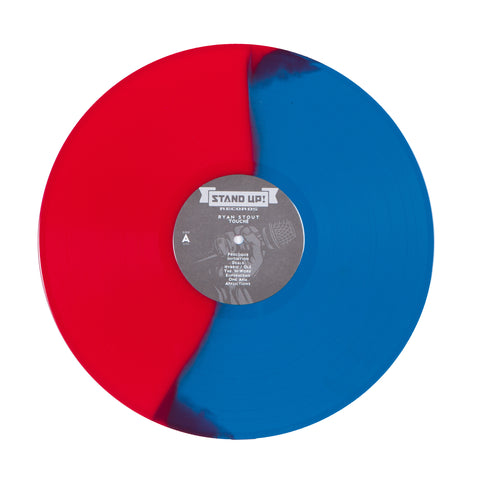 Ryan Stout - Touché (red/blue split vinyl)