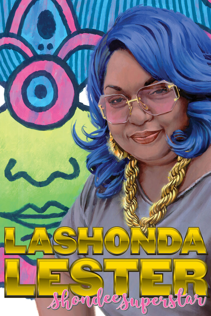 Lashonda Lester - Shondee Superstar (video)
