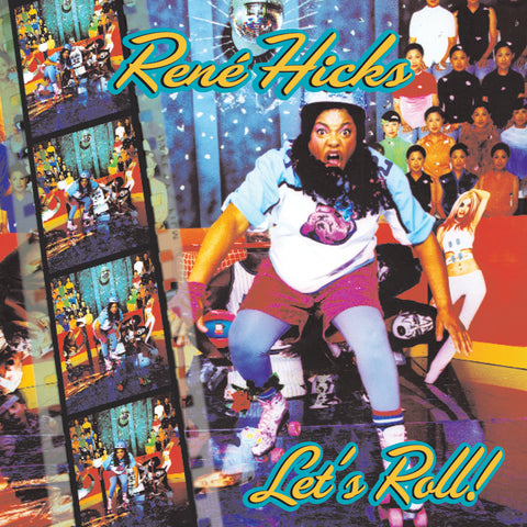 René Hicks - Let's Roll (CD)