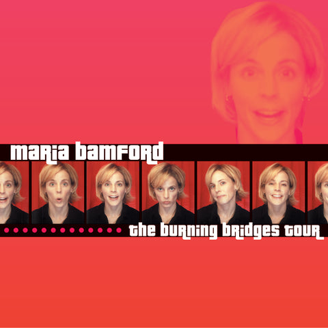 Maria Bamford - The Burning Bridges Tour (download)