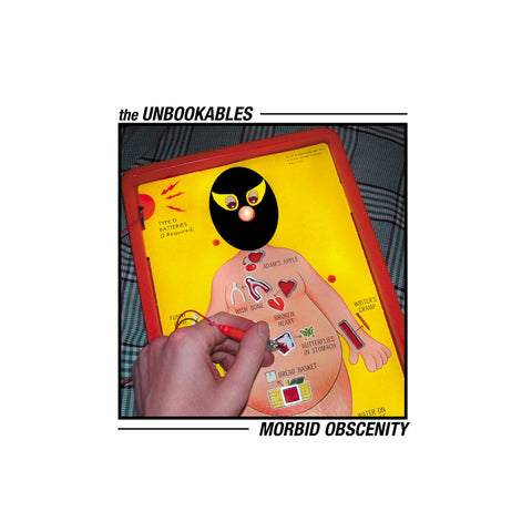The Unbookables - Morbid Obscenity (CD)