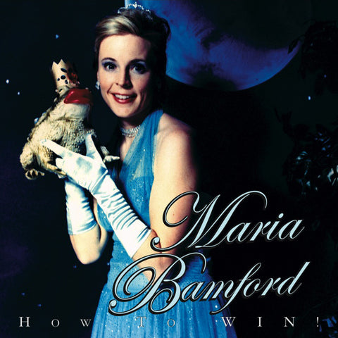Maria Bamford - How to Win! (CD)