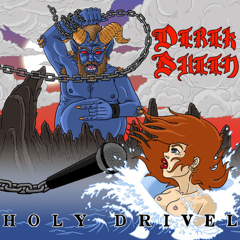 Derek Sheen - Holy Drivel (download)