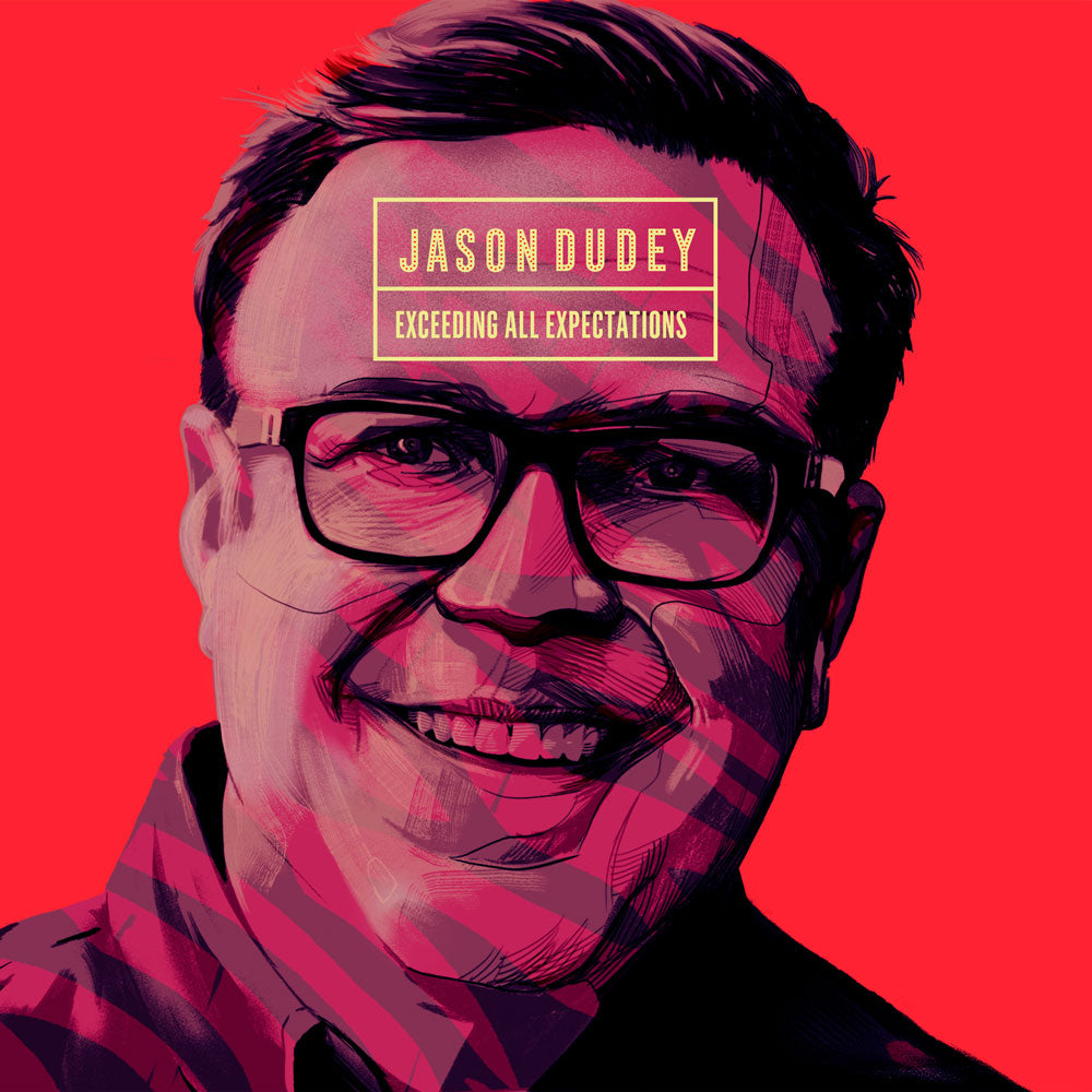 Jason Dudey - Exceeding All Expectations (CD)