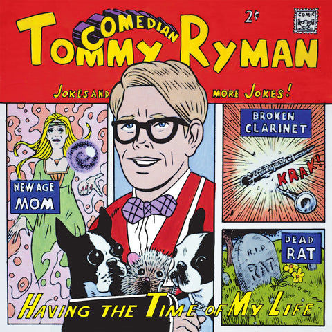 Tommy Ryman - Having The Time Of My Life (CD)