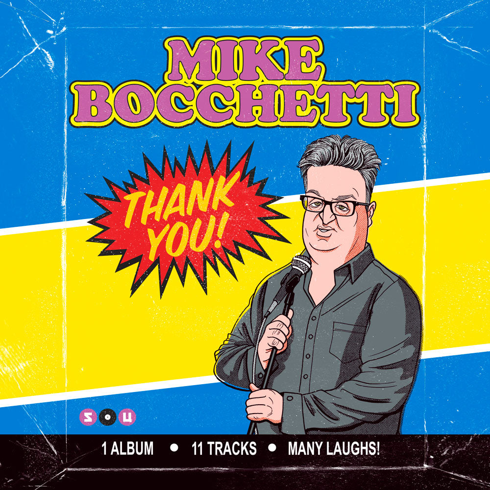 Mike Bocchetti - Thank You! (download)