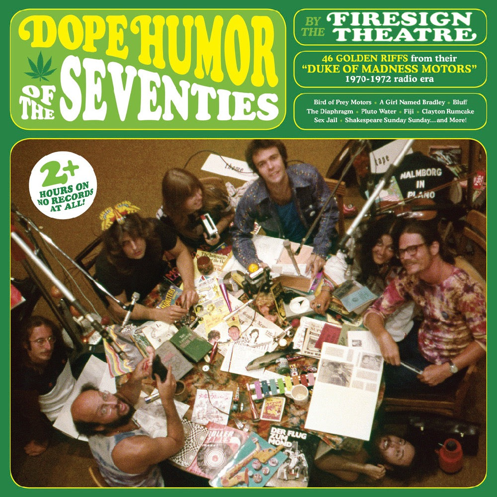 The Firesign Theatre - Dope Humor of the Seventies (download)