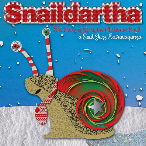 The Snaildartha6 with George Cartwright - Snaildartha: The Story of Jerry the Christmas Snail (download)