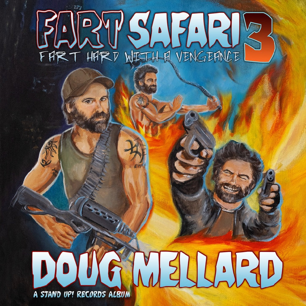 Doug Mellard - Fart Safari 3: Fart Hard with a Vengeance (download)