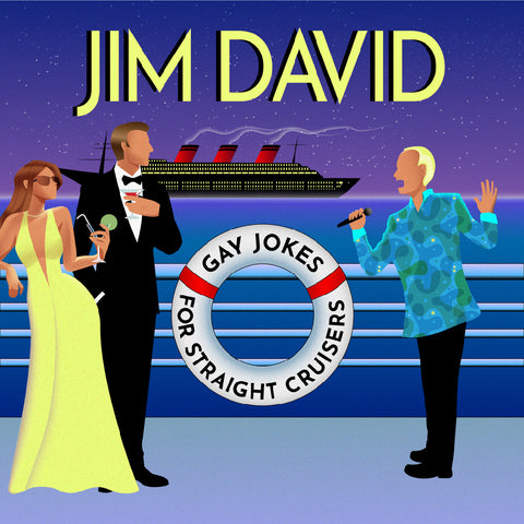 Jim David - Gay Jokes for Straight Cruisers (download)