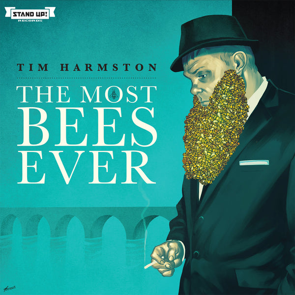 Tim Harmston - The Most Bees Ever