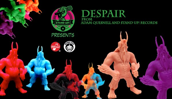 Adam Quesnell - Despair toy