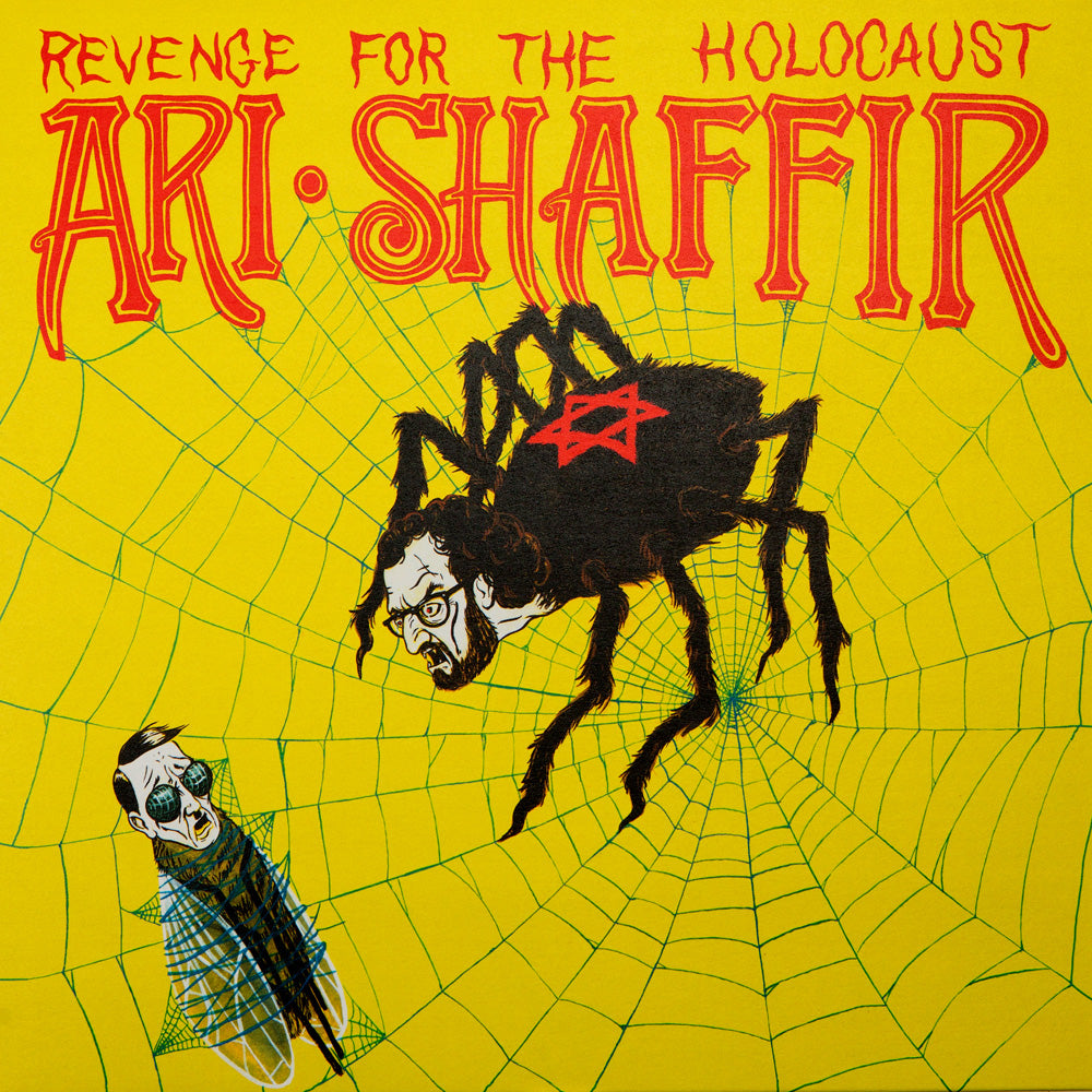 Ari Shaffir - Revenge for the Holocaust (black vinyl)