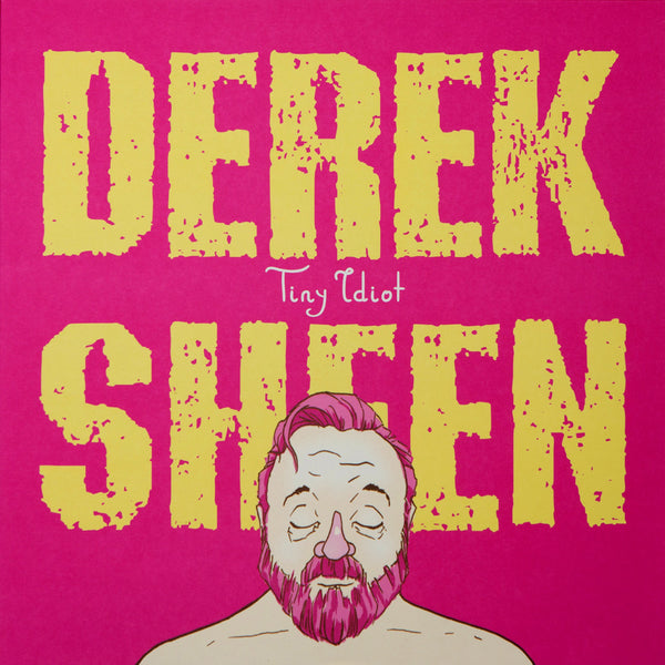 Derek Sheen - Tiny Idiot (half-and-half color vinyl)