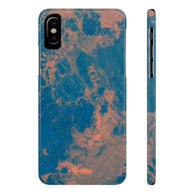 Chaos Case Mate Slim Phone Cases - Skyline