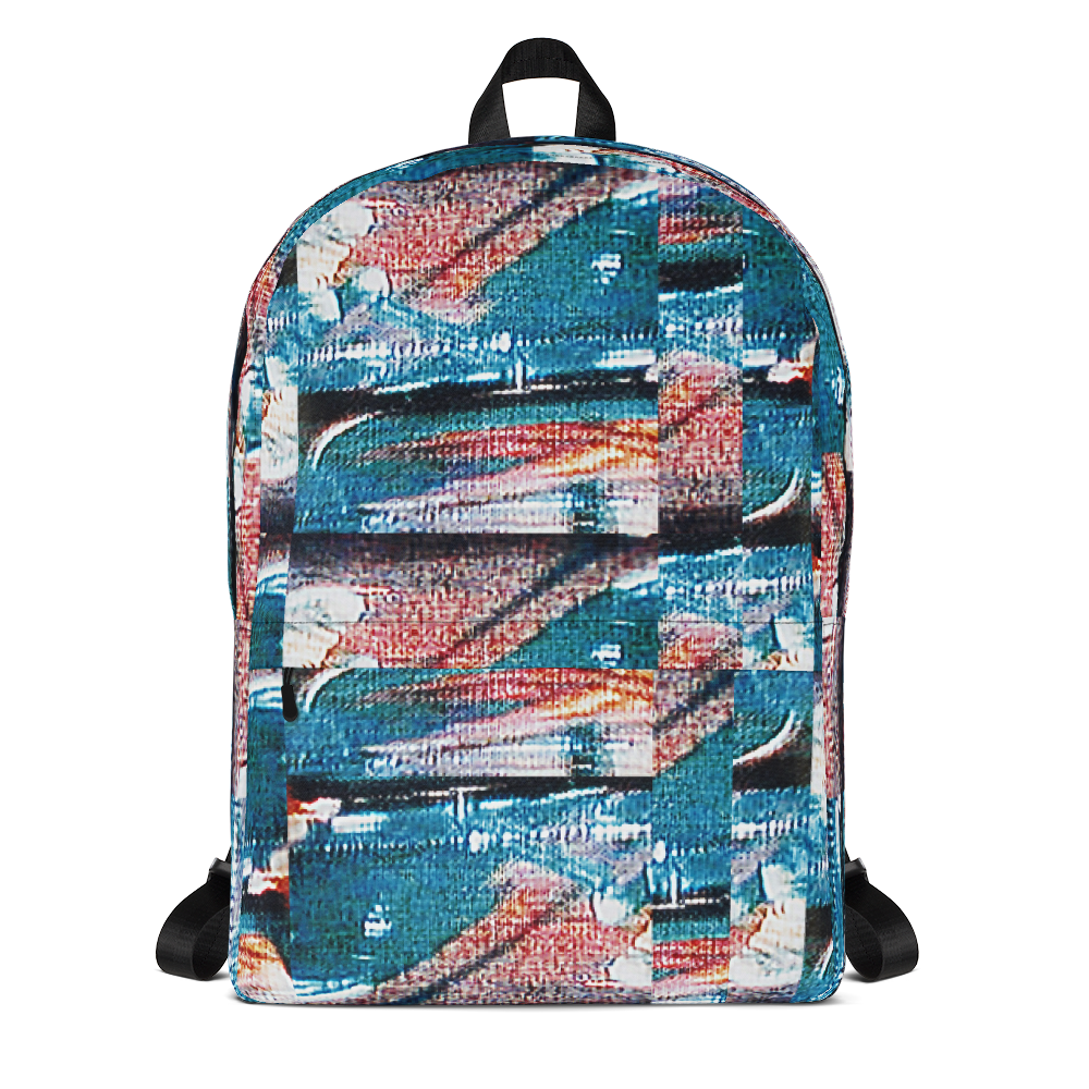 Glitch in the System Backpack