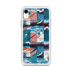 Glitch iPhone XR Case