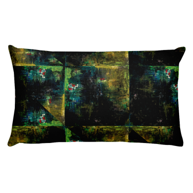 Full-On OCM Throw Pillow