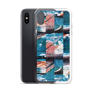 Glitch iPhone X/XS Case
