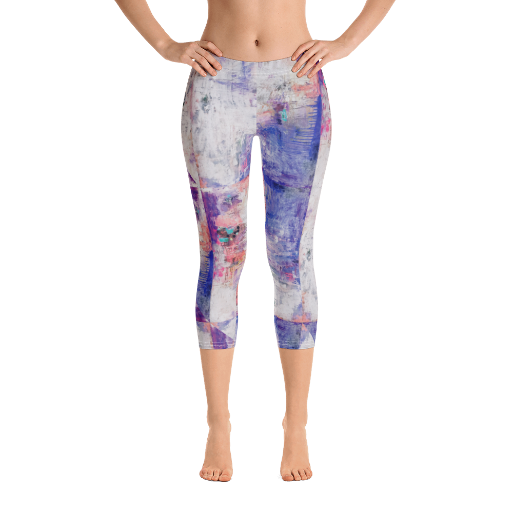 Printed Leggings Womens