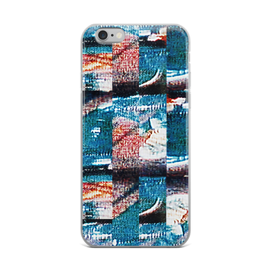 Glitch in the System iPhone Case
