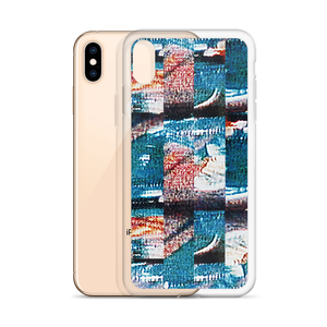 Glitch iPhone XS Max Case