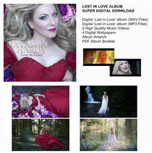 Load image into Gallery viewer, Lost in Love Album - SUPER DIGITAL DOWNLOAD