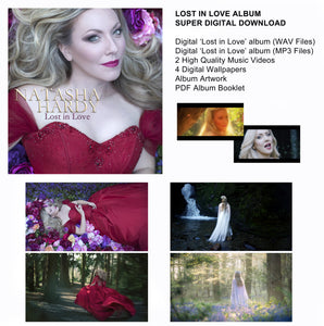 Lost in Love Album - SUPER DIGITAL DOWNLOAD