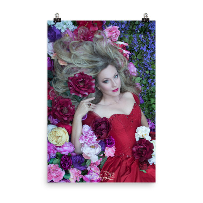 Key to My Heart Full Length Poster - Premium Lustre Photo Paper
