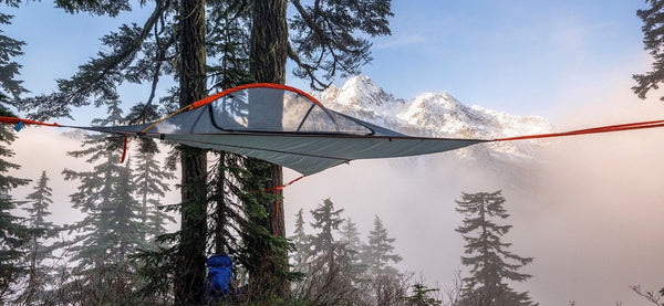 MEET THE TENTSILE TREE TENT
